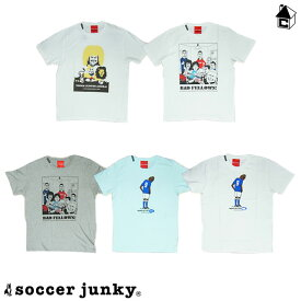 【SALE35%OFF】Soccer Junky【サッカージャンキー】半袖TEE〈セール サッカー フットサル〉SJPT018_SJPT027_SJPT130