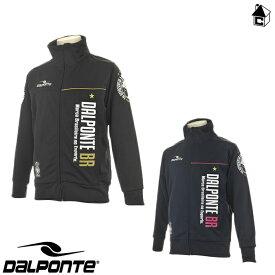 DalPonte【ダウポンチ】スタンドジップジャージ〈サッカー フットサル スポーツウェア トレーニングウェア〉DPZ62