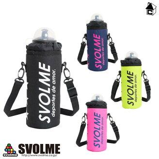 svolme【スボルメ】ボトルケース〈サッカーフットサルスクイズボトル水筒入れドリンクホルダー〉171-30229