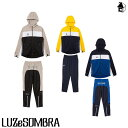 LUZ e SOMBRA/LUZeSOMBRA【ルースイソンブラ】STREAM LINE TRAINING JERSEY TOP BOTTOM SET〈サッカー フットサル ジャージ ロングパン…