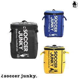 Soccer Junky【サッカージャンキー】バックパック〈リュック バッグ カバン 十年先のSJストーリー〉SJ18086