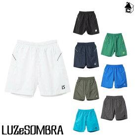 LUZ e SOMBRA/LUZeSOMBRA【ルースイソンブラ】STANDARD PISTE SHORT PANTS〈サッカー フットサル ピステ ナイロン ショート ハーフ パンツ〉F1811303