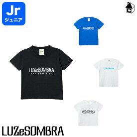 LUZ e SOMBRA/LUZeSOMBRA【ルースイソンブラ】Jr CONFLITO LOGO T-SHIRT〈サッカー フットサル ロゴT ジュニア 半袖 子供用〉F1822065