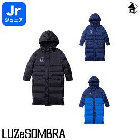 LUZ e SOMBRA/LUZeSOMBRA【ルースイソンブラ】Jr BENCH COAT〈アウター ベンチコート ジュニア キッズ 子供用〉F1821201