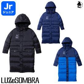 LUZ e SOMBRA/LUZeSOMBRA【ルースイソンブラ】Jr BENCH COAT〈アウター ベンチコート ジュニア キッズ 子供用〉F1921212