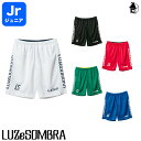 LUZ e SOMBRA/LUZeSOMBRA【ルースイソンブラ】Jr LOGO PATTERN PRA-PANTS〈サッカー フットサル ウェーバー プラパン ジュニア ユニフ…