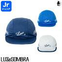 LUZ e SOMBRA/LUZeSOMBRA【ルースイソンブラ】Jr PLAYING CAP 2〈ジュニア キッズ 子供用 帽子 キャップ〉F1924706