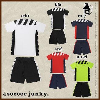 SoccerJunky【サッカージャンキー】ポケット付きプラパン〈PANDIANIパンディアーニゲームパンツユニフォーム横浜FC〉SJ0700