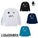 LUZ e SOMBRA/LUZeSOMBRA【ルースイソンブラ】DOUBLE STANDARD L/S PRA-SHIRT〈サッカー フットサル ロング プラシャツ 長袖 スタン…