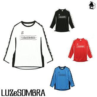 LUZeSOMBRA/LUZeSOMBRA【ルースイソンブラ】BROADLINELOMGPRA-SHIRT〈サッカーフットサルロングプラシャツ長袖ロンプラF1811005