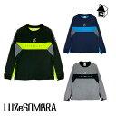 LUZ e SOMBRA/LUZeSOMBRA【ルースイソンブラ】SINGLE FACE LIGHT TRAINING TOP〈ゲームシャツ ロングプラシャツ ユニフォーム 長袖〉L1…
