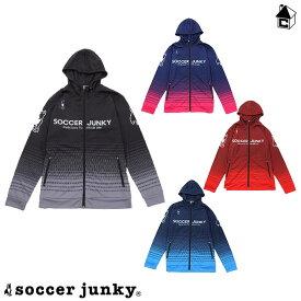 Soccer Junky【サッカージャンキー】プラパーカー〈サッカー フットサル ZIPパーカー パンディアー二君 選挙犬+5〉SJ21008