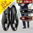 ビジネスシューズ 本革 メンズ Wall ストレートチップ シューズ 内羽根 革靴 皮靴 卒業式 黒 小さいサイズ フォーマル…