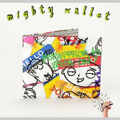 CORK DYNOMIGHTY mighty wallet ペーパーウォレット 紙財布 フェス ファッション 札入れ カード入れ 名刺入れ 定期入れ 財布 メンズ レディース 二つ折り ギフト プレゼント オシャレ マイティウォレット ダイノマイティ