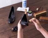 ペネトレィトブラシスムース革靴クリーム塗布用【シューケア革靴手入れ】R&D
