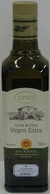 【送料無料】《初回限定》UNIOウニオ エクストラバージンオリーブオイル(500ml)