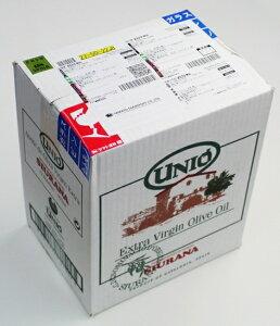 UNIO ウニオ エクストラバージンオリーブオイル(500ml) 12本セット【業務用】20%OFF