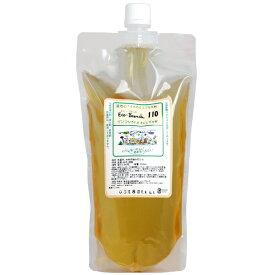 「Eco-Branch110 エコ・ブランチ110 500ml 詰替タイプ」エコブランチ 食品並みの安全性で手肌にやさしいミラクル洗剤!