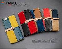 LIM'SDESIGNiPhone6/iPhone6s[4.7インチ]対応ケースRARECOMBINATIONSLIMFITEDITION【アイフォン6sアイフォン6手帳手帳型ケースカバースマホレザー本革】