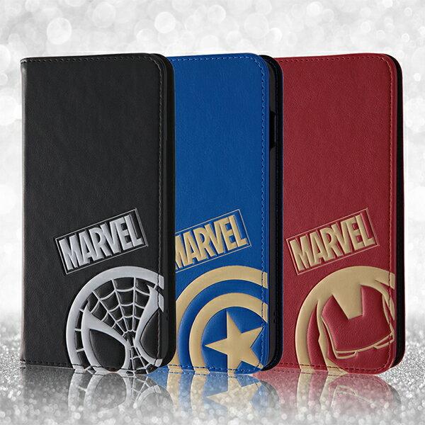 【MARVEL / Avengers / アベンジャーズ】iPhone8 / iPhone7 対応 スマホブックカバー ポップアップケース 【 iphone7ケース マーベル アメコミ iphone7 iphone8 ケース アイフォン8ケース アイアンマン キャプテンアメリカ スパイダーマン 】