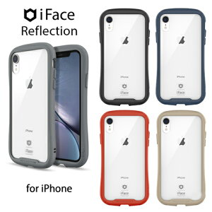 iFace Reflection【保護フィルムプレゼント】iPhone12mini ケースiPhoneSE(第2世代) iPhone12 ケース 強化ガラス クリアケース 並行輸入正規品 iPhone8ケース アイフェイス リフレクション TPU 全5色 送料無料
