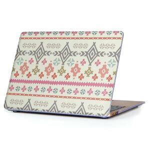 MacBook Air 13inch 2018 専用 デザインハードケース A1932 Apple マックブック エア ノートパソコン カバー ケース ハードカバー クリア 透明 アクセサリー 保護 012007 模様 かわいい 柄