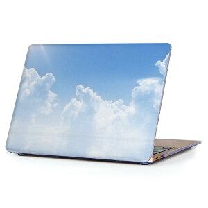 MacBook Air 13inch 2010 〜 2017 専用 デザインハードケース A1466 A1369 Apple マックブック エア ノートパソコン カバー ケース ハードカバー クリア 透明 000935 海 空 雲