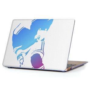 MacBook Air 13inch 2010  2017 専用 デザインハードケース A1466 A1369 Apple マックブック エア ノートパソコン カバー ケース ハードカバー クリア 透明 004745 ホッケー イラスト