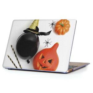 MacBook Air 13inch 2010  2017 専用 デザインハードケース A1466 A1369 Apple マックブック エア ノートパソコン カバー ケース ハードカバー クリア 透明 015785 ハロウィン パーティ かわいい