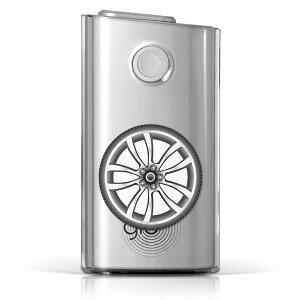 glo グロー グロウ 専用 クリアケース クリアカバー タバコ ケース カバー 透明 ハードケース カバー 収納 デザイン ポリカーボネート 002810 ユニーク ハード glo001pccl