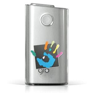 glo グロー グロウ 専用 クリアケース クリアカバー タバコ ケース カバー 透明 ハードケース カバー 収納 デザイン ポリカーボネート 003631 クール ハード glo001pccl