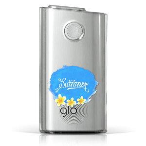 glo グロー グロウ 専用 クリアケース クリアカバー タバコ ケース カバー 透明 ハードケース カバー 収納 デザイン ポリカーボネート 013938 ハード glo001pccl