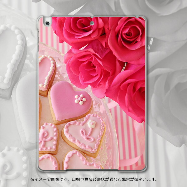 iPadair iPadair アイパッドエア softbank ソフトバンク スマホ カバー 全機種対応 あり スマホケース ハード pc ケース ハードケース ハート 花 写真 ラブリー 002633