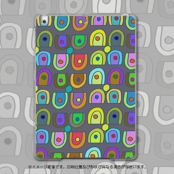iPadair アイパッドエア ipad air softbank ソフトバンク スマホ カバー 全機種対応 あり ケース スマホケース スマホカバー PC ハードケース カラフル 模様 その他 005882