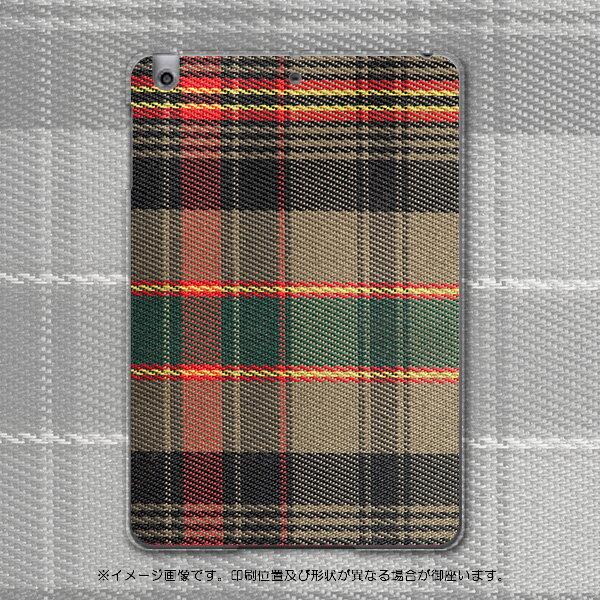 iPadmini iPad mini アイパッドミニ softbank ソフトバンク スマホ カバー 全機種対応 あり ケース スマホケース スマホカバー PC ハードケース チェック 柄 チェック・ボーダー 000837