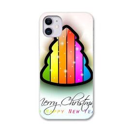 iPhone11 pro max 6.5 インチ 専用 ソフトケース ソフトケース スマホカバー スマホケース ケース カバー tpu 005108 ラグジュアリー ツリー クリスマス カラフル