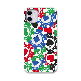 iPhone11 pro 5.8 インチ 専用 ソフトケース docomo ドコモ ソフトケース スマホカバー スマホケース ケース カバー tpu 008743 ユニーク チップ トランプ カジノ