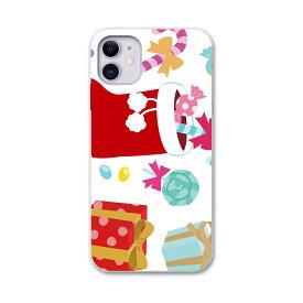 iPhone11 pro max 6.5 インチ 専用 ソフトケース ソフトケース スマホカバー スマホケース ケース カバー tpu 009266 クリスマス カラフル