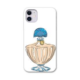 iPhone11 6.1インチ 専用 ソフトケース docomo ドコモ ソフトケース スマホカバー スマホケース ケース カバー tpu 010910 香水 おしゃれ フレグランス