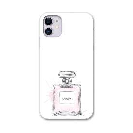 iPhone11 6.1インチ 専用 ソフトケース docomo ドコモ ソフトケース スマホカバー スマホケース ケース カバー tpu 010914 香水 おしゃれ フレグランス
