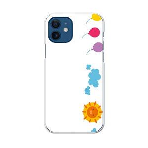 iPhone12 Pro Max 6.7インチ 専用ケース ハードケース アイフォン12 pro max 用カバー igcase 各キャリア対応 スマホカバー カバー ケース pc ハードケース 009553 風船 空 キャラクター