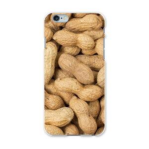 iphone6plus iPhone6s plus アイフォーン APPLE softbank ソフトバンク スマホ カバー ケース スマホケース スマホカバー PC ハードケース ピーナツ 落花生 食べ物 写真・風景 ユニーク 000276