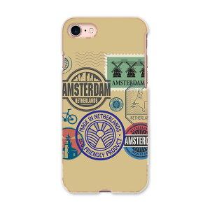 iPhone SE 2020 専用ハードケース iPhone8 iPhone7 iPhone6/6s 共通対応 全機種対応 あり ケース スマホケース スマホカバー PC ハードケース 009961 外国 切手 ハンコ