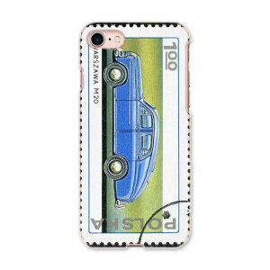 iPhone SE 2020 専用ハードケース iPhone8 iPhone7 iPhone6/6s 共通対応 全機種対応 あり ケース スマホケース スマホカバー PC ハードケース 010335 乗り物 車 切手
