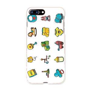 iphone8plus iphone 8 plus アイフォーン softbank ソフトバンク スマホ カバー スマホケース スマホカバー PC ハードケース 013486 赤ちゃん おもちゃ 積み木