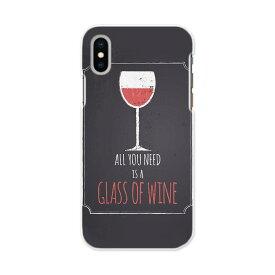 iPhone X iPhone 10 アイフォーン エックス テン APPLE softbank ソフトバンク iphonex スマホ カバー ケース スマホケース スマホカバー TPU ソフトケース 010426 ワイン お酒 英語
