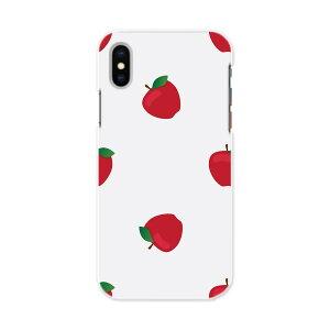 iPhone X iPhone 10 アイフォーン エックス テン APPLE softbank ソフトバンク iphonex スマホ カバー ケース スマホケース スマホカバー TPU ソフトケース 012729 リンゴ 果物 マーク