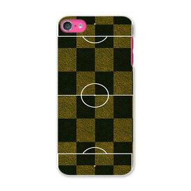 iPod touch 7(2019)/6(2015) アイポッドタッチ 第7世代 第6世代 対応 ケース スマホ カバー スマホケース スマホカバー PC ハードケース 001236 サッカー スポーツ