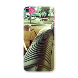 iPod touch 7(2019)/6(2015) アイポッドタッチ 第7世代 第6世代 対応 ケース スマホ カバー スマホケース スマホカバー PC ハードケース 007416 写真 車 人物 夜