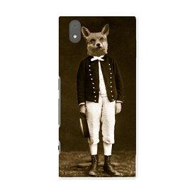 MO-01K MONO mo01k docomo ドコモ スマホ カバー ケース スマホケース スマホカバー PC ハードケース 写真 狐 きつね その他 アニマル 006104